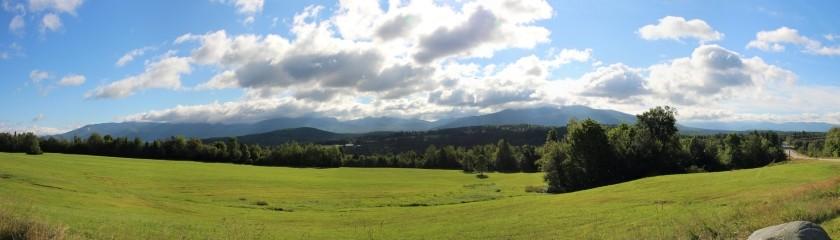 Mountainous Morning