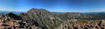 Mt Katahdin Panorama