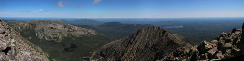 South Peak Pano