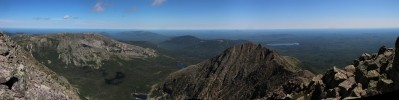 South Peak Pano