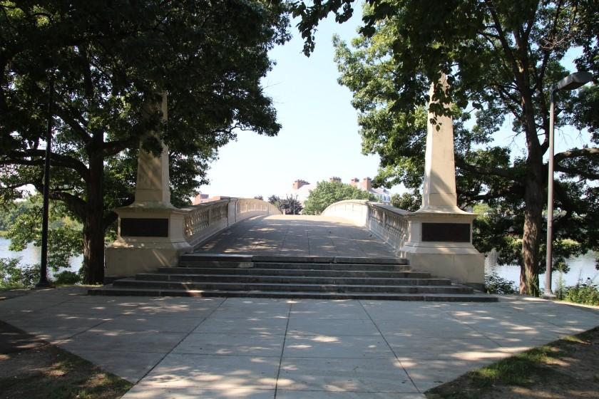 John W Weeks Bridge