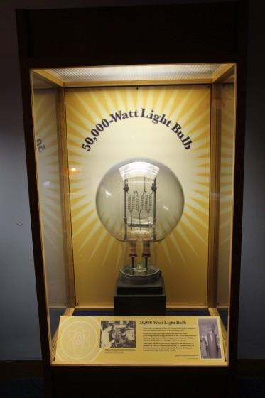 50000 Watt Light Bulb