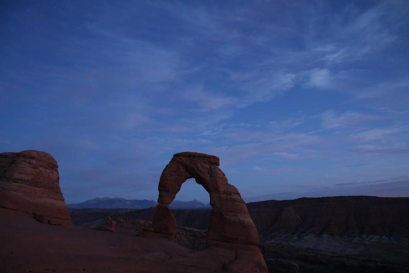 Delicate Arch - Night