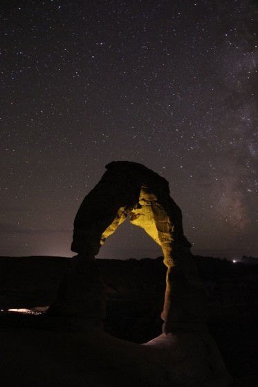 Delicate Arch - Night