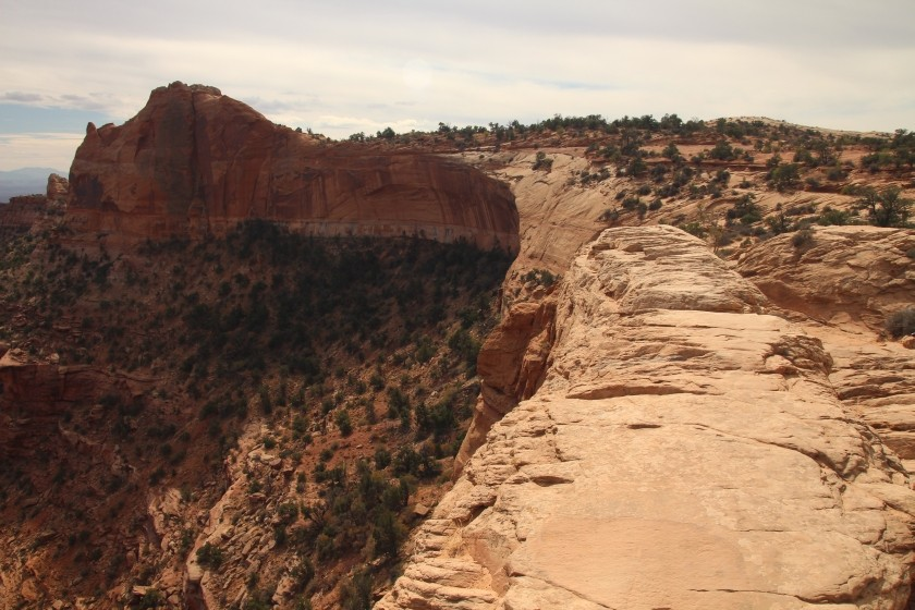 Top of Mesa Arch