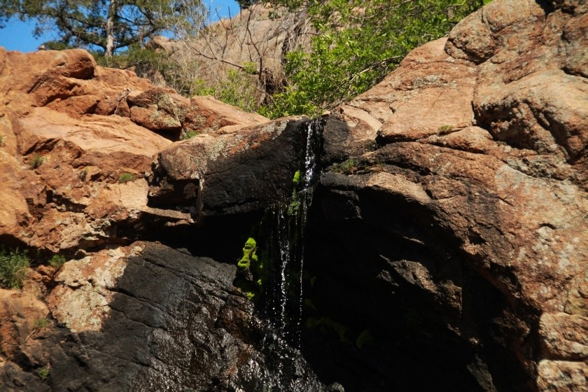 Post Oak Falls Top