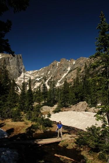 RMNP Trail To Dream Lake