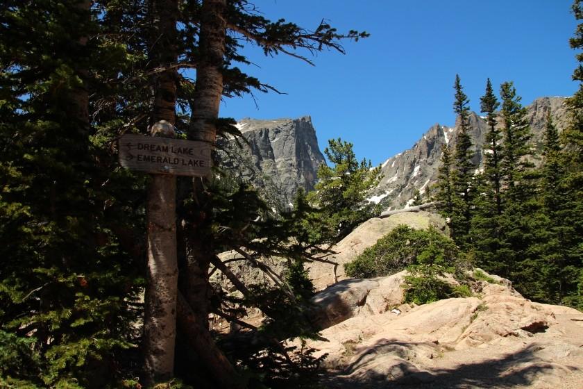 RMNP Hallett Peak