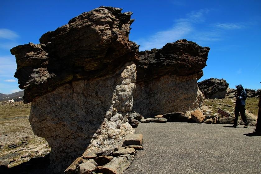 RMNP Mushroom Rocks