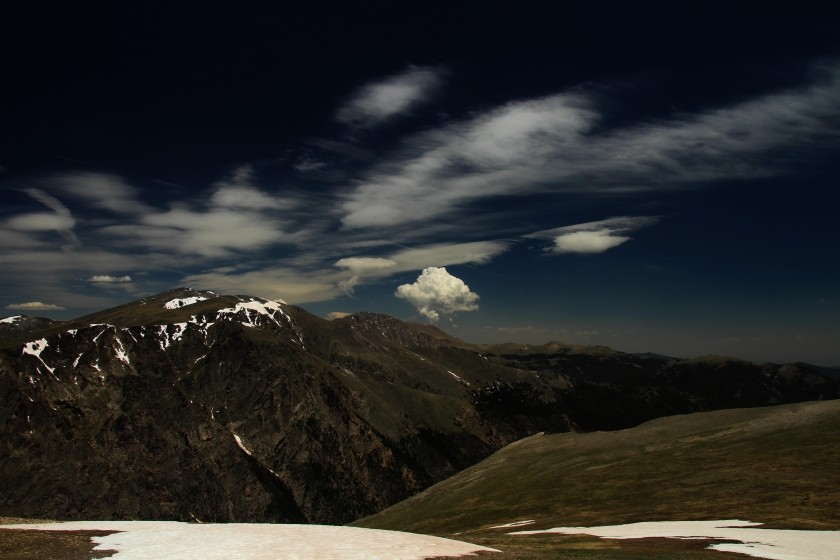 RMNP Strange Clouds