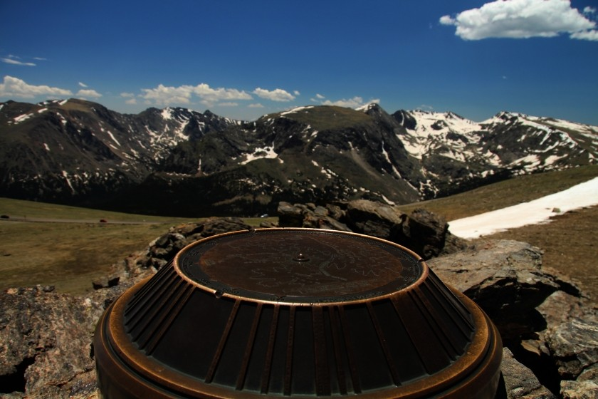 RMNP Mountain Index