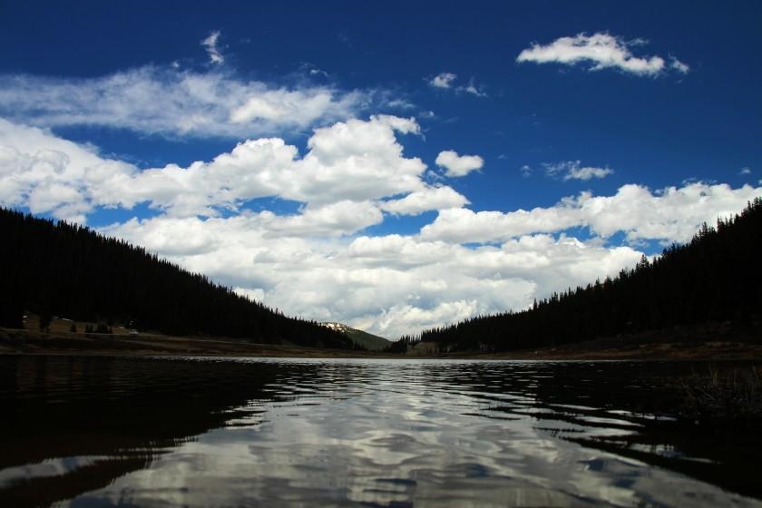 RMNP Poudre Lake