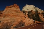 Zion NP Sandstone