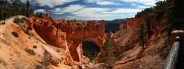 Bryce Canyon NP Natural Bridge