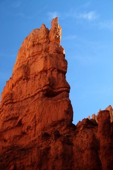 Bryce Canyon NP Smirking Rock